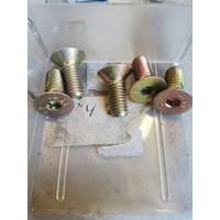 Bolt 15mm countersunk socket head 3120101 NOS DAF, Volvo 66