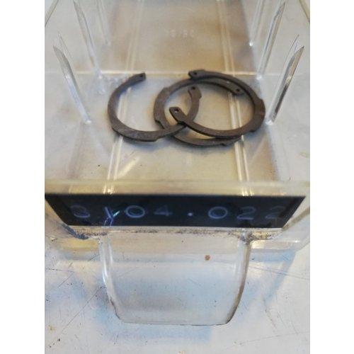 Locking ring 3104022 NOS DAF, Volvo 66