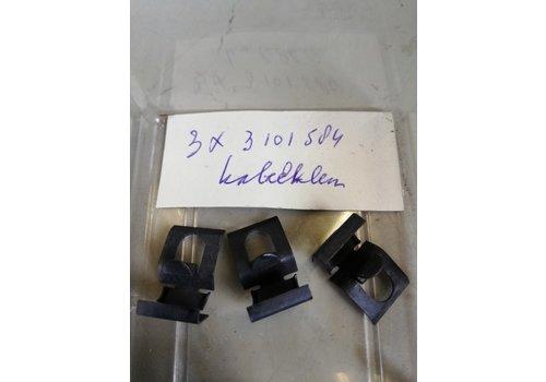 Kabelklem kachelbediening 3101584 NOS Volvo 66