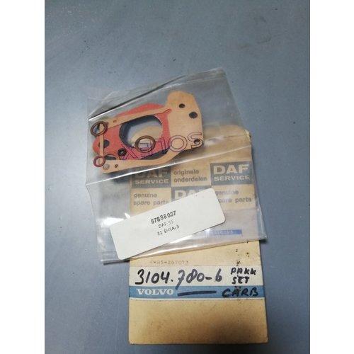 Reparatieset carburateur Solex 3104780 NOS DAF 55, 66, Volvo 66