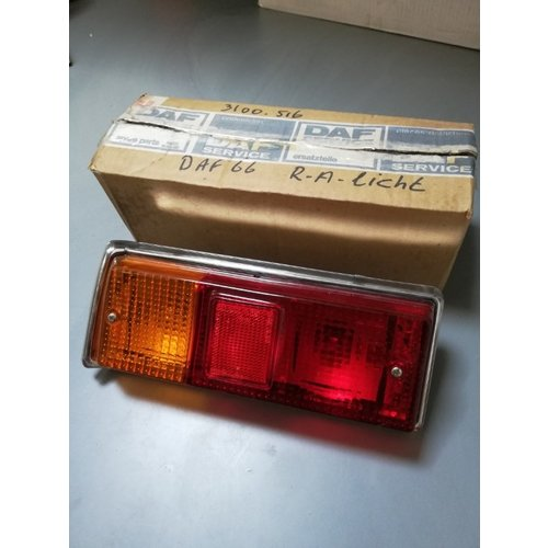 Rear light RH 3100516 NOS DAF 66