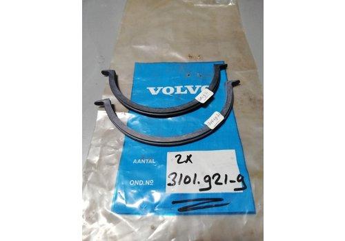 Rubber pakking afdichting carterpan voorzijde 3101921 NOS Volvo 66