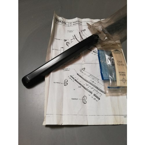 Trim molding bumper 112791 NOS DAF