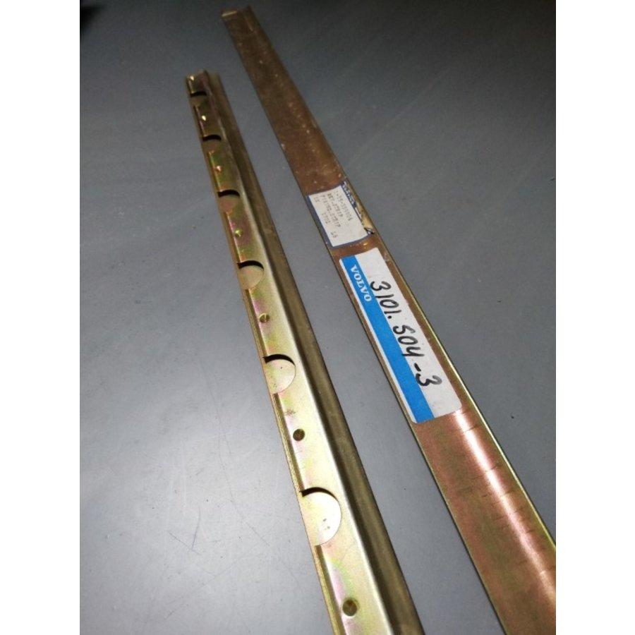 Bevestigingsstrip portierraamrubber 3101504 NOS DAF 44