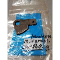 Hand brake segment 3104868 NOS DAF 46, Volvo 66