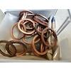 Afdichtring koper banjobout 947282 NOS Volvo 240, 260