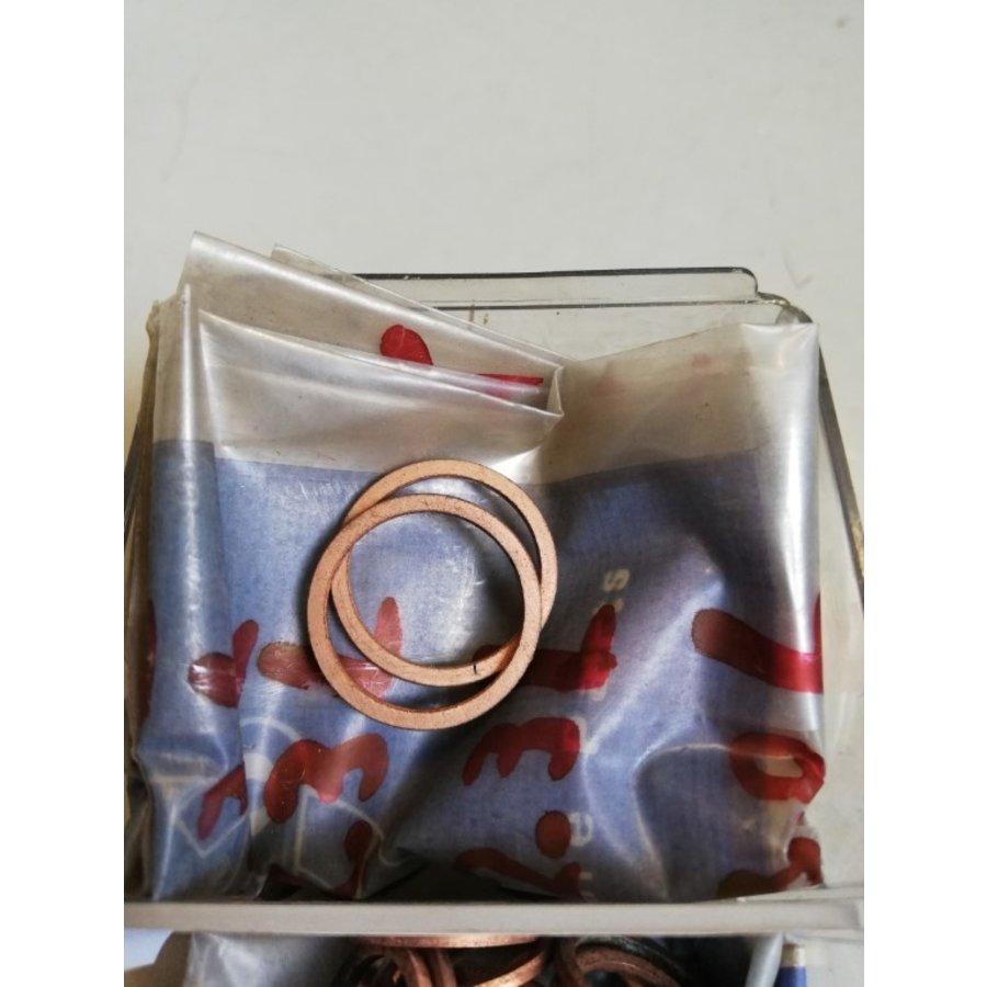 Sealing ring copper banjo bolt 947622 NOS Volvo 240, 260