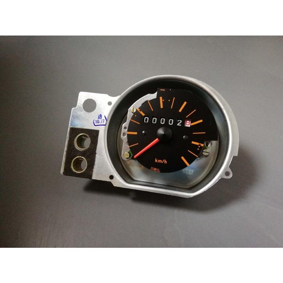Kilometer tellerklok KM/H snelheidsmeter 3101825-2 NOS Volvo 66