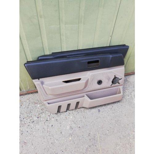 Deurbekleding deurpaneel creme-grijs 3245920 gebruikt Volvo 340, 360