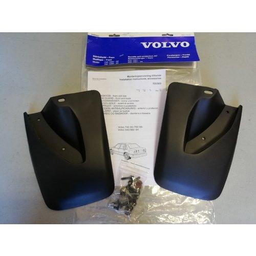 Spatlappenset vóórzijde origineel 9166457 NIEUW Volvo 740, 760, 940, 960