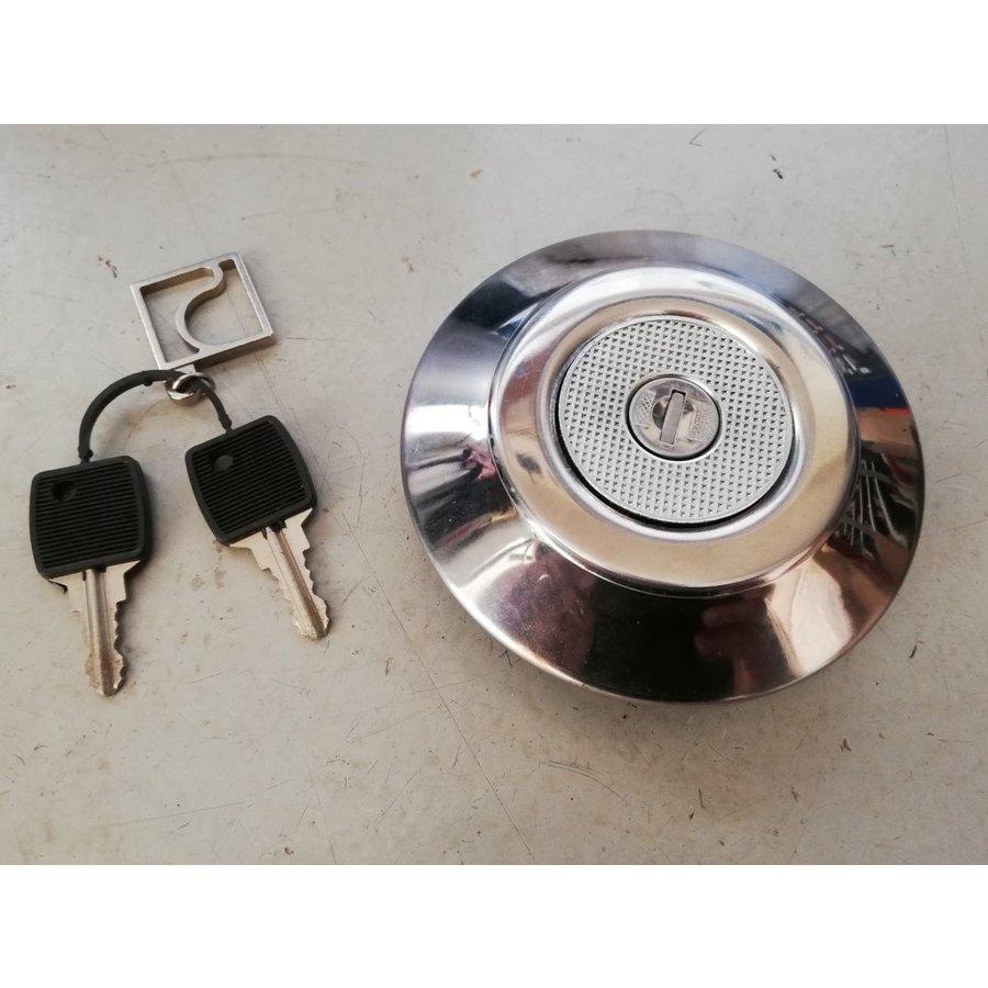 Decorative fuel cap lockable EV079 Volvo 300 series