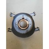 Ankerplaat achter stuurwiel voor bevestiging stuurhendels NOS Volvo 240, 260