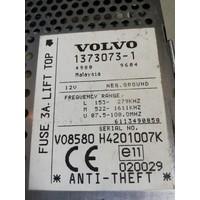 Radio cassette CR-603 1373073 gebruikt Volvo 400 serie