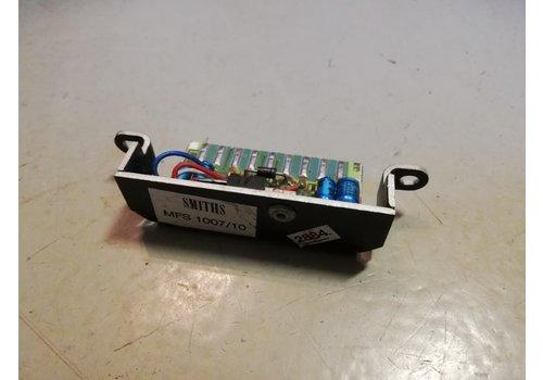 Kondensator weerstand resistor tellerklok Smiths MFS 1007/10 NIEUW '79-'82 Volvo 240, 260