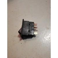 Hazard lamp switch 1258494 used Volvo 240, 260