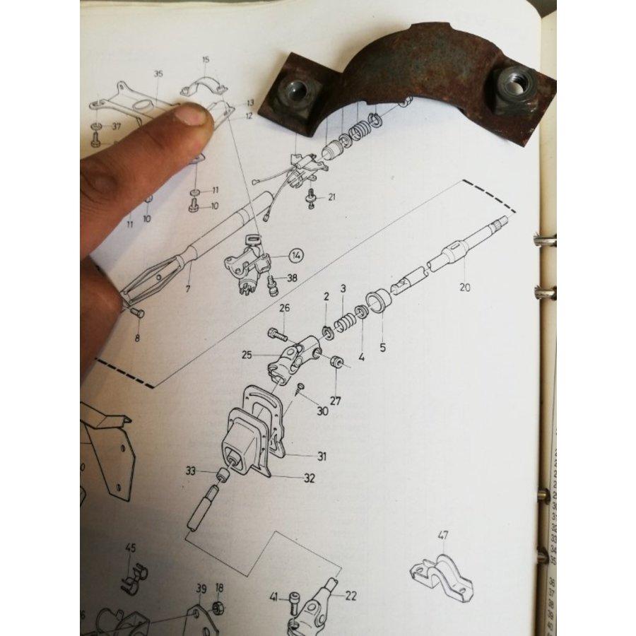 Mounting bracket mounting switch 3271061-8 Volvo 340, 360