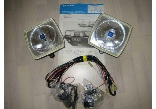 Spot lights set 3212563 NOS Volvo 340, 360