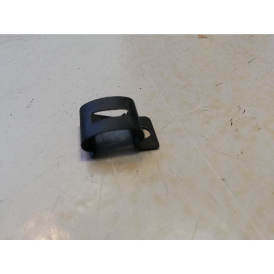 Klem clip bij kachelradiator radiateur 3272812-3 NOS Volvo 343, 345