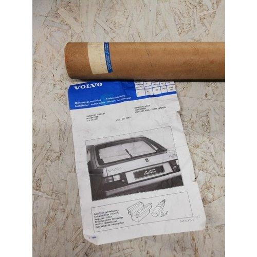Rolgordijn achterruit 3448981 origineel Volvo NOS Volvo 440, 460