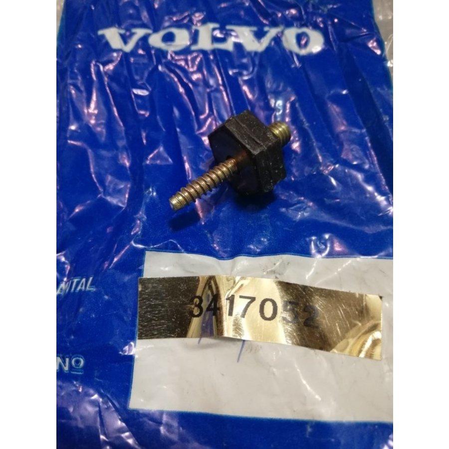Bevestigingpen motor centrale portiervergrendeling 3417052 NOS Volvo 440, 460, 480