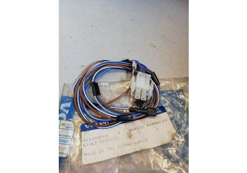 Kabelboom bij achterlicht 3212998 vanaf CH.700101 NOS Volvo 340, 360