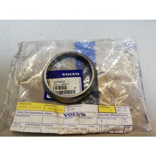 Ring exhaust seal 3475935 NOS Volvo 440, 460, 480