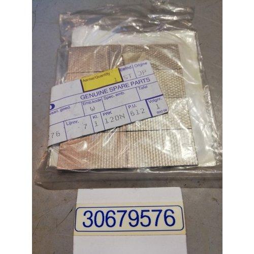 Tape adhesive strip sticker foil 30679576 NOS Volvo S40, V40