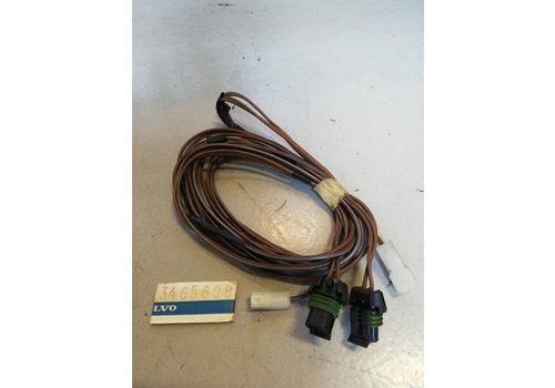 Wiring harness fog lamp 3465608 NOS Volvo 440, 460, 480