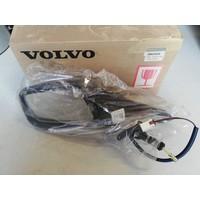 Buitenspiegel, achteruitkijkspiegel verwarmd 30623535 NOS Volvo S40, V40