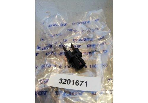 Lamphouder fitting lichtschakelaar 3201671 NIEUW Volvo 340, 360