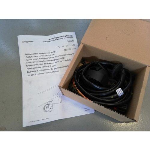Wiring harness 7-pin 30818529 NOS Volvo S40, V40