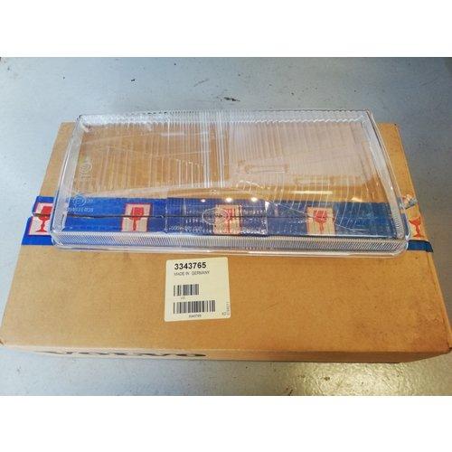 Koplampglas LH 3343764 NOS Volvo 440, 460