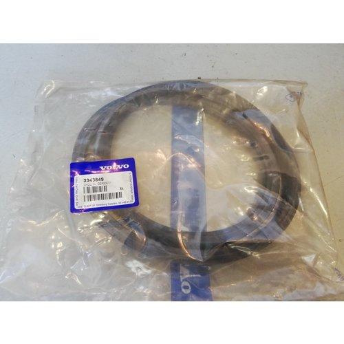 Rubber afdichting koplampglas 3343849 NIEUW Volvo 400-serie