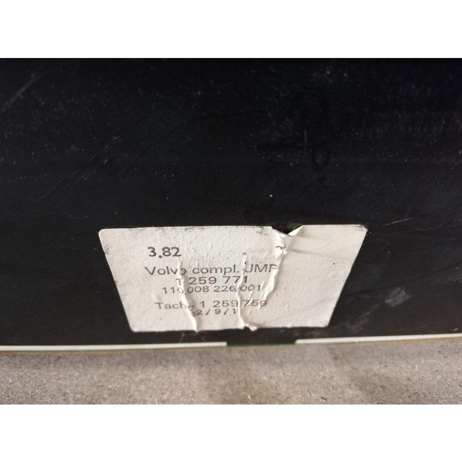 Tellerklok klokkenset snelheidsmeter1259771 Volvo 240, 260