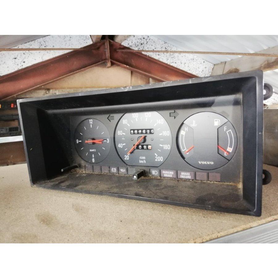 Teller clock clock set speedometer1259771 Volvo 240, 260