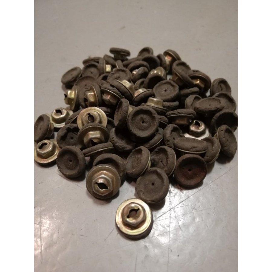Clip klem sierlijst 1246599 NOS Volvo 240, 260