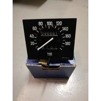 Kilometer tellerklok KM/H snelheidsmeter 3277877-1 NOS Volvo 343, 345