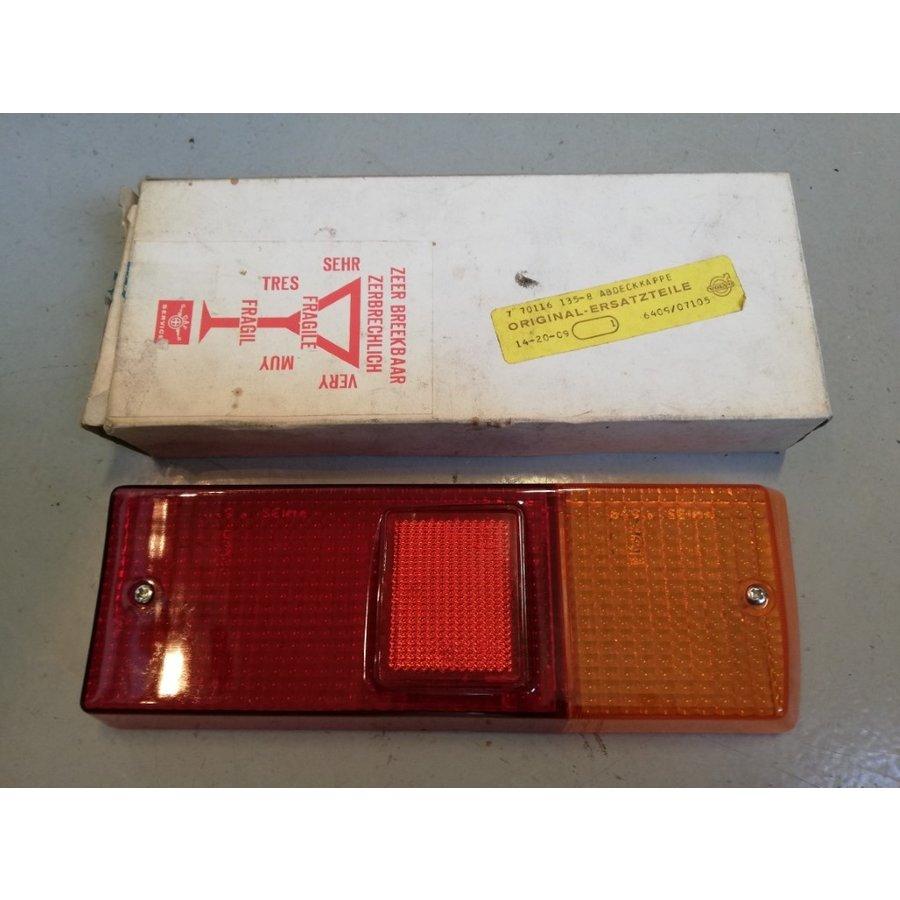Rear light lens loose 3100567 NOS DAF 66, Volvo 66