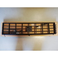 Radiator grille black 3297064-2 NOS Volvo 300 series