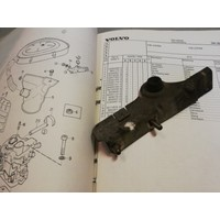 Support under air filter housing B172 3342131-4 engine Volvo 340