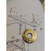 Ring mounting suspension CVT transmission 960141-0 used Volvo 343, 345, 340