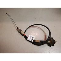 Throttle cable B200K / B230K engine 1273856 NOS '85 + '87 Volvo 740, 940