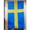 Volvo Swedish flag 90 x 150 cm gadget Volvo