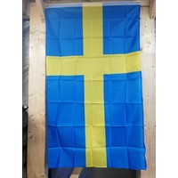 Vlag Zweeds 90 x 150cm gadget Volvo