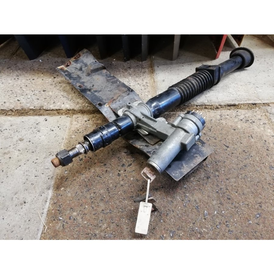 Steering lock ignition switch with 3 keys 1205753 used Volvo 240, 260