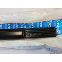 Rubber sierlijst  voorportier zwart LH 3284361-7 NOS vanaf CH.810501- optioneel Volvo 340, 360