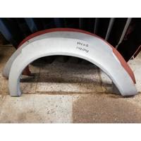 Wheel rim LH / RH rear exterior 9025591/9025592 NOS Volvo 140, 142, 164, 240, 260