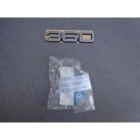Embleem '360' tot CH.120999 3205172 NIEUW Volvo 360