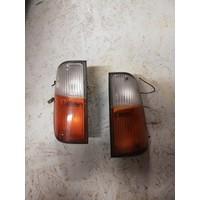 Knipperlicht voorzijde LH/RH 1235848 / 1235849 tot 1980 (EU) gebruikt Volvo 240, 260