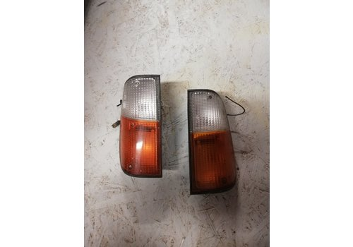 Indicator front LH / RH 1235848/1235849 to 1980 (EU) uses Volvo 240, 260